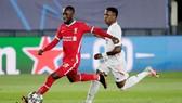 Liverpool phải thay đổi phương an kèm Vinicius (Madrid)