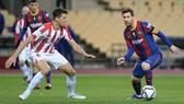 Leo Messi có cơ hội rửa mối hận thua Bilbao trận Siêu cúp Tây Ban Nha hồi tháng 1