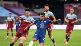Trận Chelsea - Aston Villa ở lượt đi