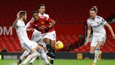 Man United thắng đậm Leeds 6-2 ở Old Trafford
