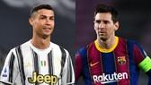 Website 90Min gây ngạc nhiên khi xếp Messi vượt xa Ronaldo