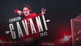Manchester United triển hạn với Cavani đến năm 2022
