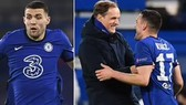 Thomas Tuchel vui mừng khi Mateo Kovacic trở lại