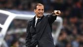 Juventus quá hào hứng với việc Max Allegri trở lại