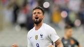 Olivier Giroud giúp tuyển Pháp giành chiến thắng