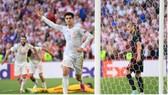 Alvaro Morata giúp Tây Ban Nha quật ngã Croatia