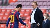 Ronald Koeman phải giúp Barcelona thích ứng khi không còn Messi