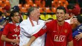 Sir Alex và Ronaldo có mối quan hệ ràng buộc