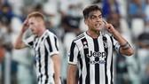 Đội trưởng Dybala bế tắc trong trận thua Empoli