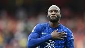 Romelu Lukaku trong màu áo Chelsea