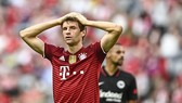 Thomas Muller không tin nổi trân thua của Bayern