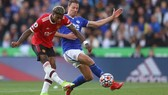 Marcus Rashford ghi bàn thắng trước Leicester