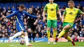 Chelsea - Norwich 7-0:  Mason Mount ghi hattrick, Hudson-Odoi, Chilwell và James góp công