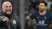 Marseille – PSG: Jorge Sampaoli đề phòng Lionel Messi