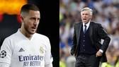 Hazard vắng mặt vì Ancelotti thích Vinicius hơn