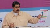Tổng thống Venezuela Nicolás Maduro. Ảnh: Reuters
