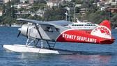 Thủy phi cơ DHC-2 Beaver thuộc sự quản lý của công ty Sydney Seaplanes - chuyên tổ chức các tour du lịch cho người nổi tiếng. Ảnh: News.com.au