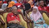 Thủ tướng và Phó Thủ tướng sắp tới của Malaysia. Ảnh : THE STRAITS TIMES
