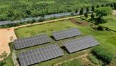 Hệ thống năng lượng mặt trời tại trang trại Vinamilk Organic Đà Lạt tiết kiệm điện năng hiệu quả