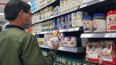 Sản phẩm sữa Ông Park đã có mặt trên thị trường