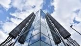 Trụ sở công ty Cambridge Analytica tại London, Anh ngày 20/3. (Nguồn: THX/TTXVN)