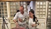 Đầu bếp nổi tiếng thế giới nấu phở chọc trời tại Vinpearl Luxury Landmark 81