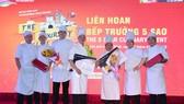 Khách sạn Rex Sài Gòn tham gia Liên hoan bếp trưởng 5 sao lần 14