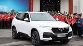 Truyền thông quốc tế đánh giá cao dự án ô tô điện của VinFast