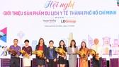 Ra mắt webite đầu tiên về du lịch y tế TPHCM