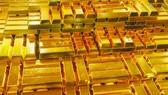 Giá vàng SJC giảm sâu theo giá thế giới. (Ảnh minh họa: KT)