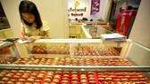 Một cửa hàng kim hoàn ở Yangon, Myanmar. (Ảnh: THX/TTXVN)