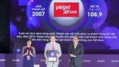 Vietjet vào top 50 Thương hiệu dẫn đầu 2020 của Forbes