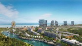 Phối cảnh dự án Venezia Beach - Luxury Residences & Resort