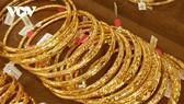 Giá vàng trong nước tăng trở lại gần mức 56 triệu đồng/lượng.