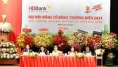 HDBank thông qua việc chia cổ tức bằng cổ phiếu tỷ lệ 25%