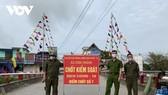 BCĐ phòng chống dịch bệnh COVID-19 huyện Tiên Lãng (Hải Phòng) đã phong tỏa 2 thôn Mỹ Lộc và Lộc Trù (xã Tiên Thắng) liên quan đến ca mắc COVID-19.