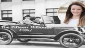 Cháu gái thế hệ thứ 5 gia tộc Ford tham gia điều hành hãng xe 118 năm tuổi