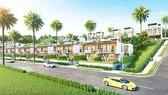 Phối cảnh Biệt thự Waikiki tại NovaWorld Phan Thiet (Bình Thuận)