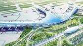 """Khi nào khởi công nhà ga hành khách """"siêu sân bay"""" Long Thành?"""
