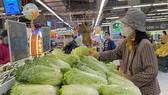 Do mưa rét, giá rau xanh trên thị trường Hà Nội tăng giá mạnh