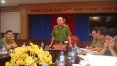 Đại tá Trần Văn Chính, Thủ trưởng Cơ quan Cảnh sát điều tra công an tỉnh Bình Dương thông tin về vụ án