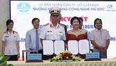 Lãnh đạo TDC ký kết hợp tác với Công ty phát triển nguồn nhân lực Tân Cảng