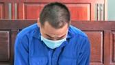 Nguyễn Hoàng Nhựt tại phiên xét xử