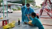 Một điểm bị phong tỏa tại TP Thuận An, Bình Dương