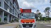 Hàng trăm tấn hàng hóa, thực phẩm từ tỉnh Thanh Hóa đã gửi đến các tỉnh miền Đông Nam bộ