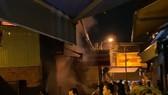 Hiện trường vụ hỏa hoạn khiến 5 người tử vong thương tâm