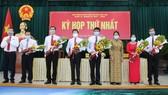 Đồng chí Lê Minh Dũng tái đắc cử chức Chủ tịch HĐND huyện Cần Giờ