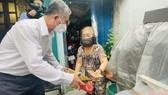 Phó Chủ tịch UBND TPHCM Ngô Minh Châu: TPHCM không để bà con thiếu ăn, thiếu mặc do dịch Covid-19