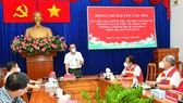 Bí thư Thành ủy TPHCM Nguyễn Văn Nên: Nhân rộng mô hình chăm sóc F0 ở cộng đồng