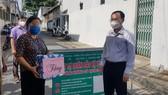 TP Thủ Đức vận động hỗ trợ người dân ở trọ